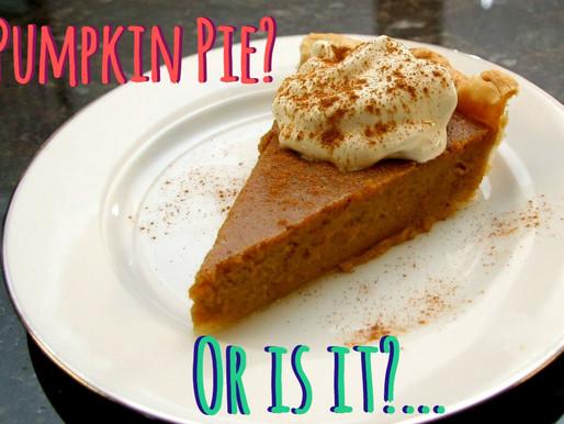 Better than Pumpkin Pie!