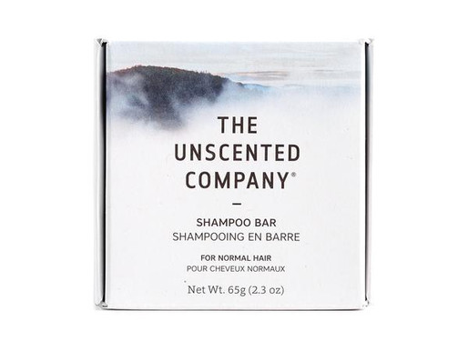 Product Feature! The Unscented Company Shampoo & Conditioner Bars Help to Reduce Plastic Waste
