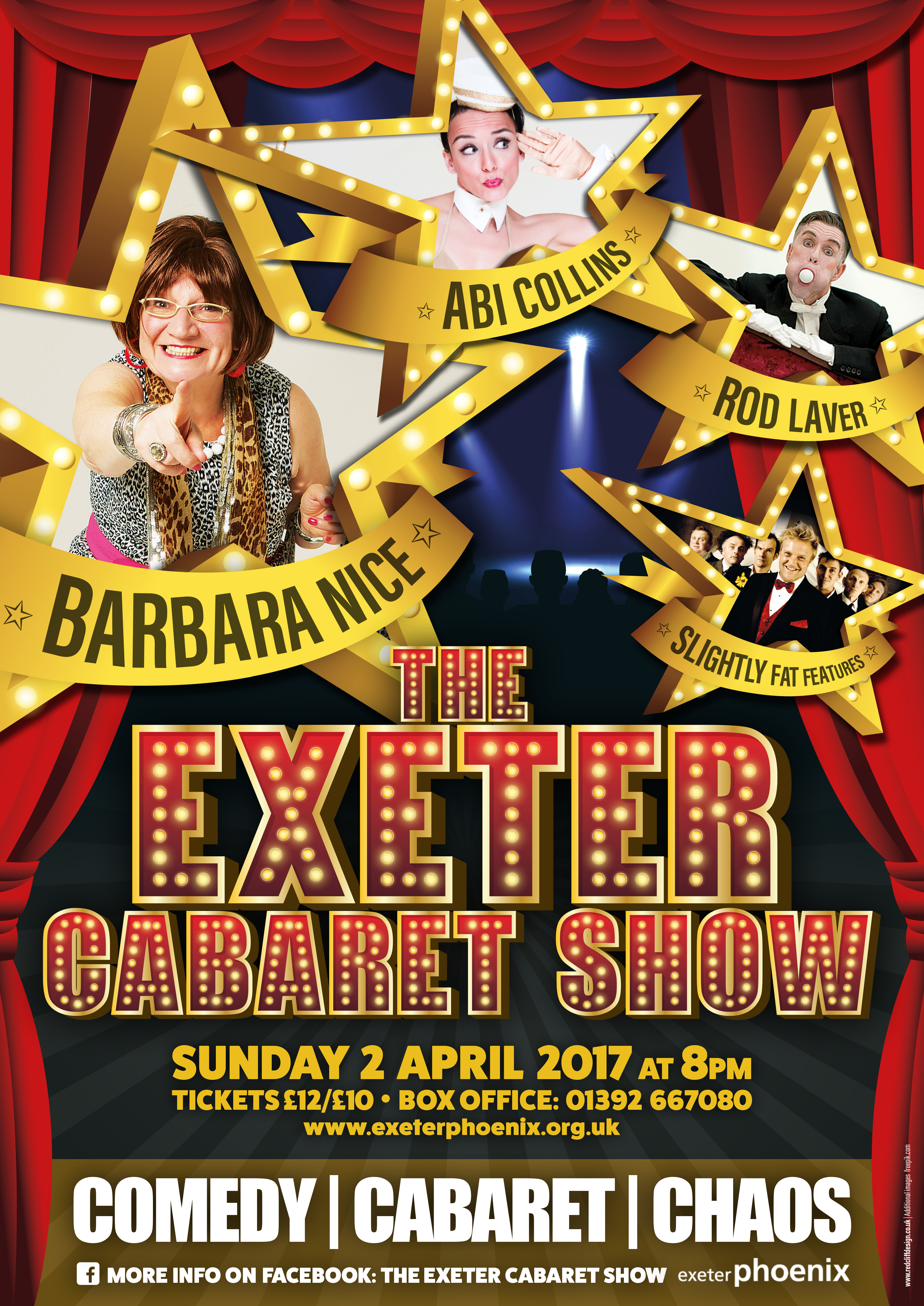 Exeter Cabaret Show