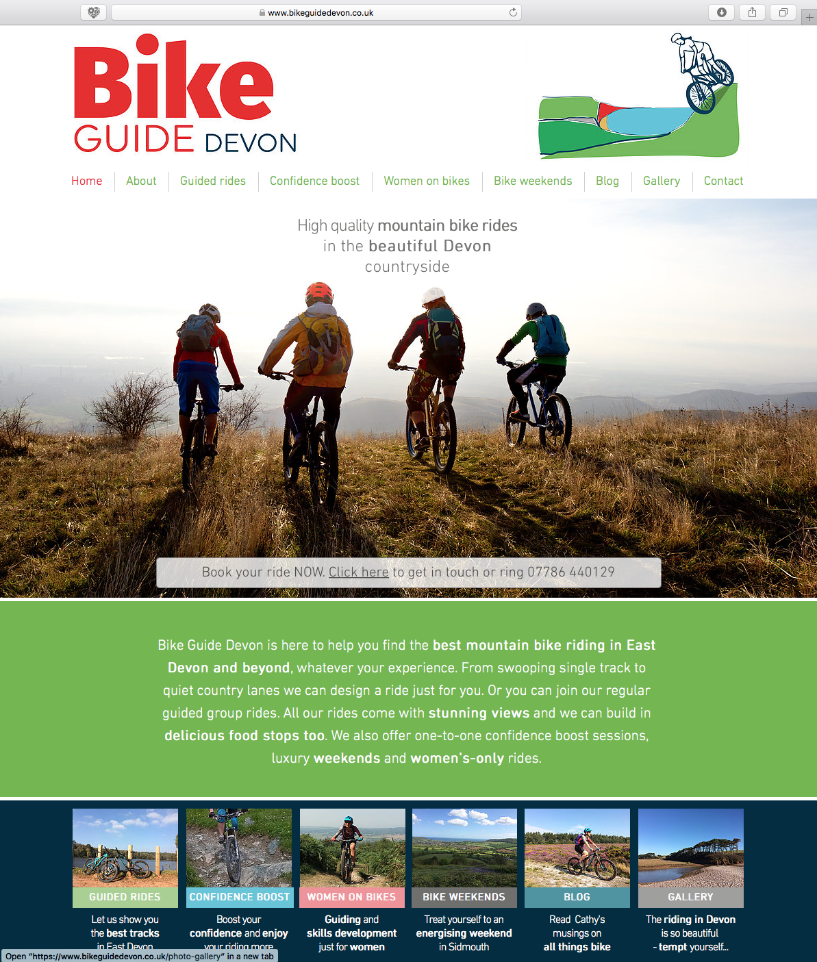 Bike Guide Devon