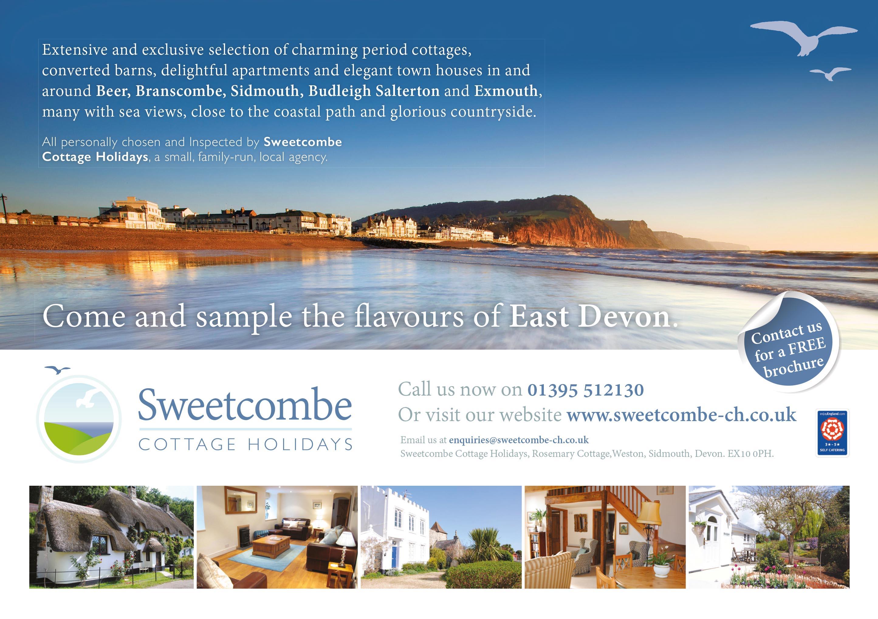 Sweetcombe Cottage Holidays