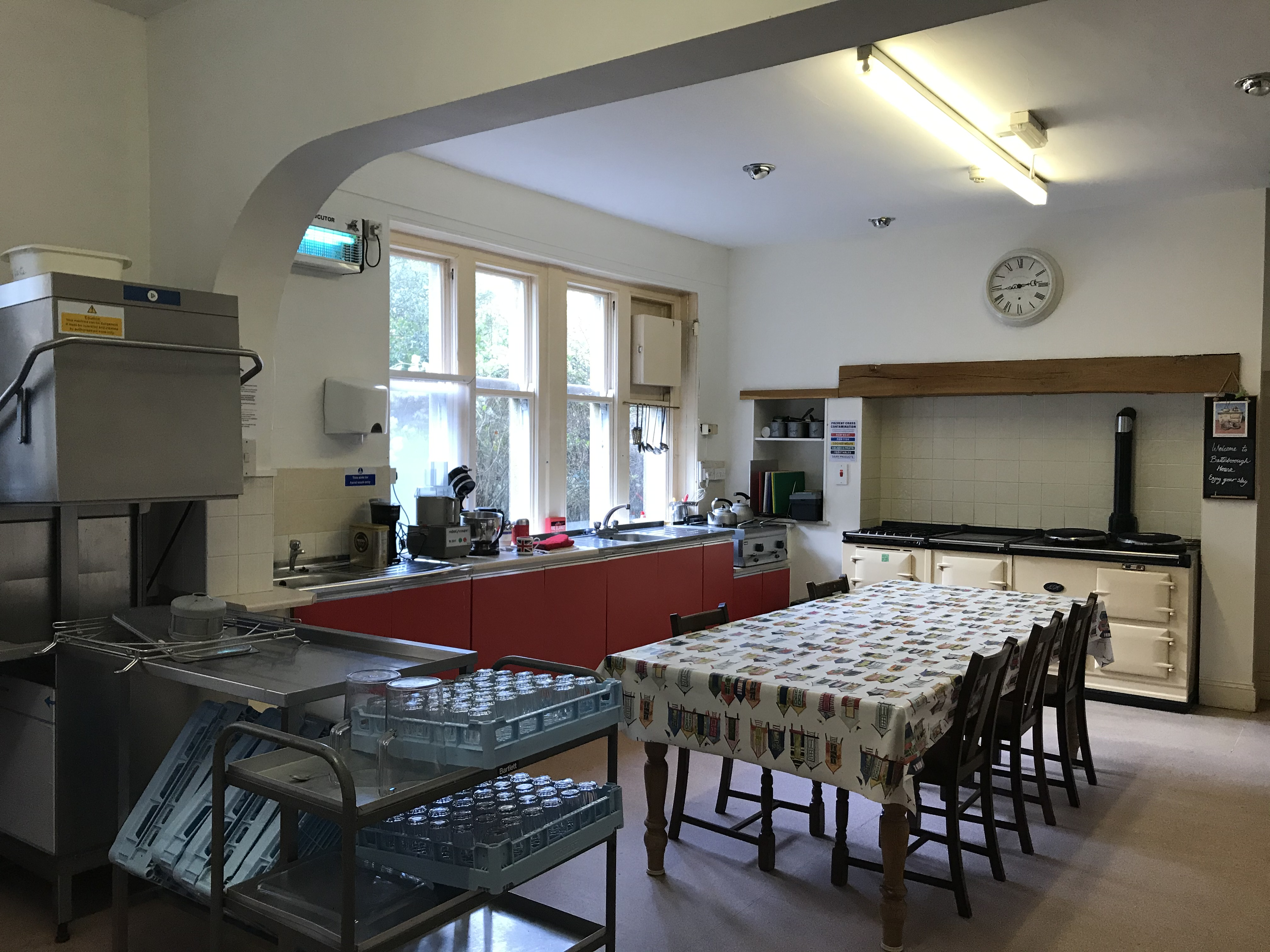 Battisborough House Kitchen