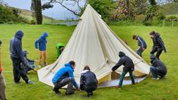Battisborough camping