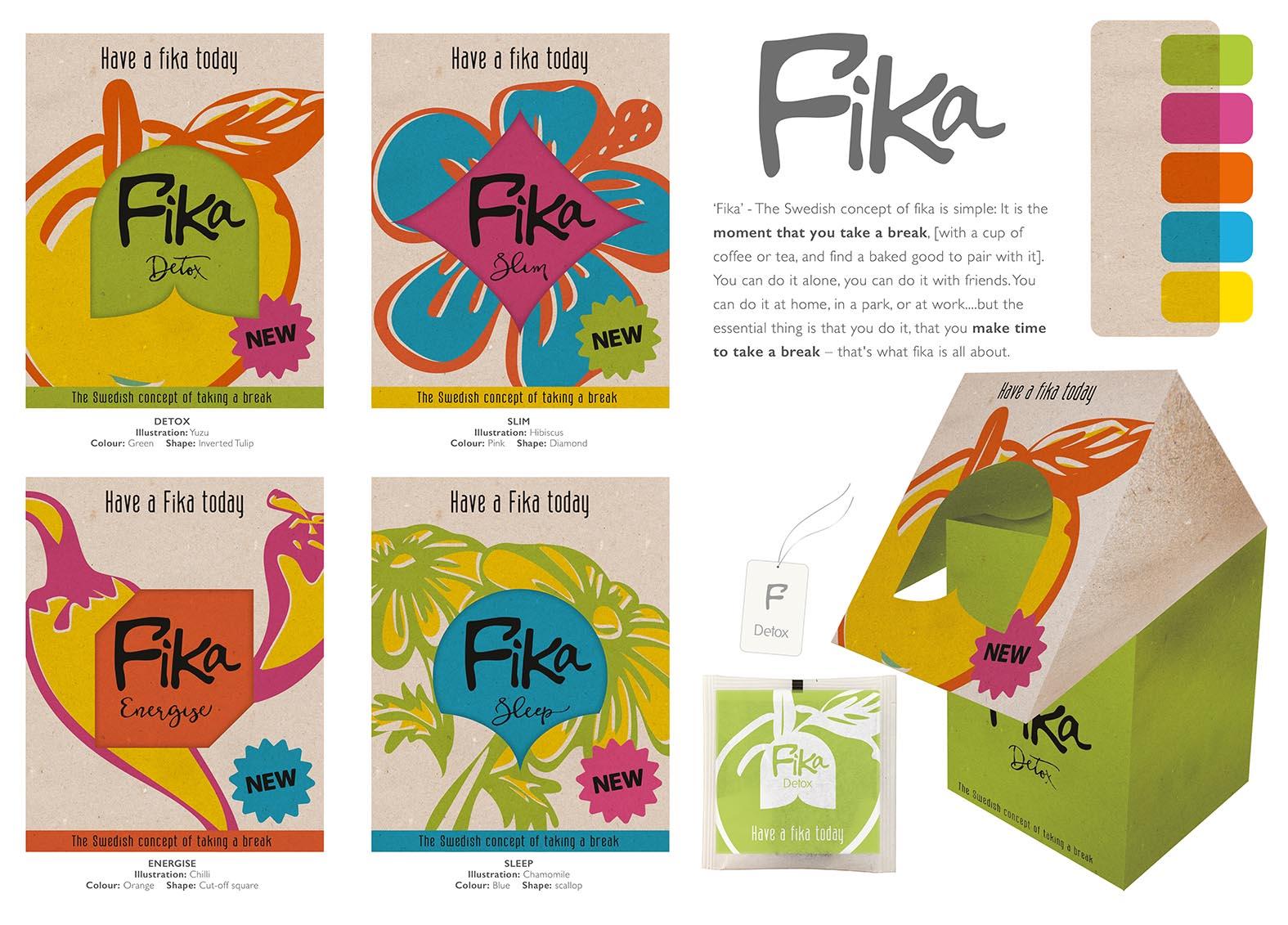 Fika Branding