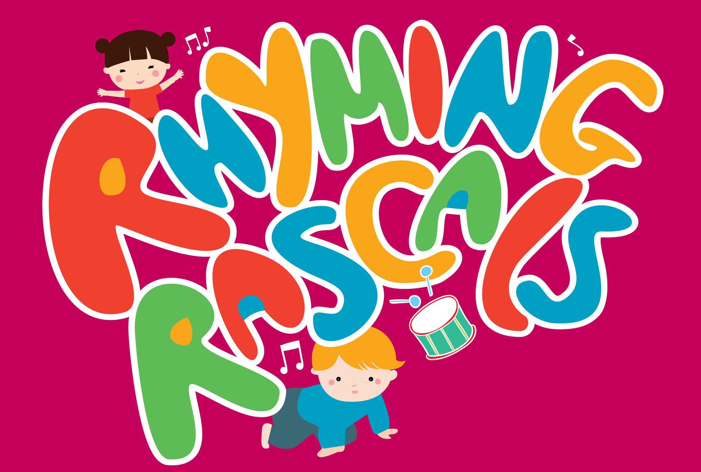 Rhyming Rascals Logo