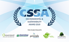 environmental and sustainability award 2019 finalists