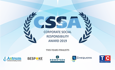 cssa corporate social responsibility award 2019 finalists