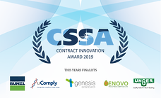 cssa contract innovation award 2019 finalists