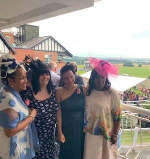 A LADIES DAY AT THE RACES