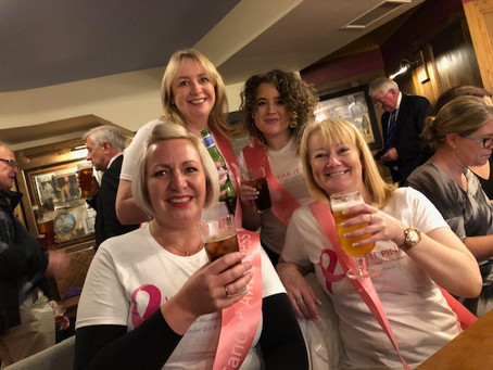MURDER MYSTERY SOLVED – CSSA Women's Group Charity event