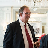 CSSA Treasurer and HR Chair Mike Rutherford at the Savoy Hotel