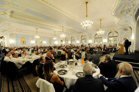 INDUSTRY SAVOY LUNCH