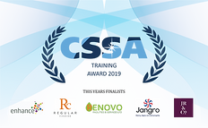 cssa training award 2019 finalists