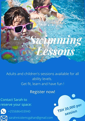 Swimming lessons and coaching usa river Kennedy House school