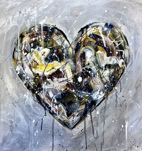 """Monochrome Heart"""