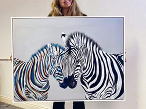 Farrow and Ball Zebras