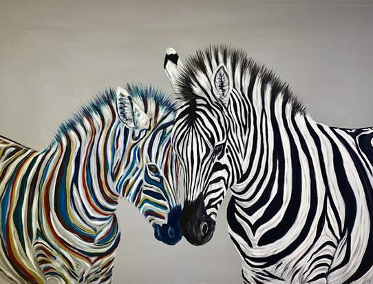 """Farrow and Ball Zebras"""