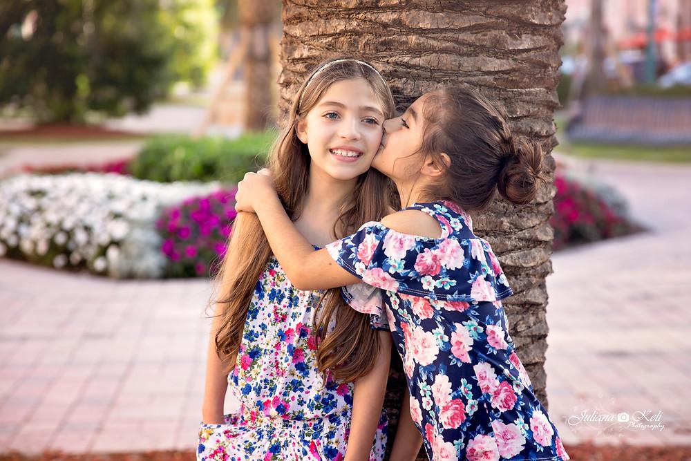 Children's Portrait Photographer in Boca Raton, FL