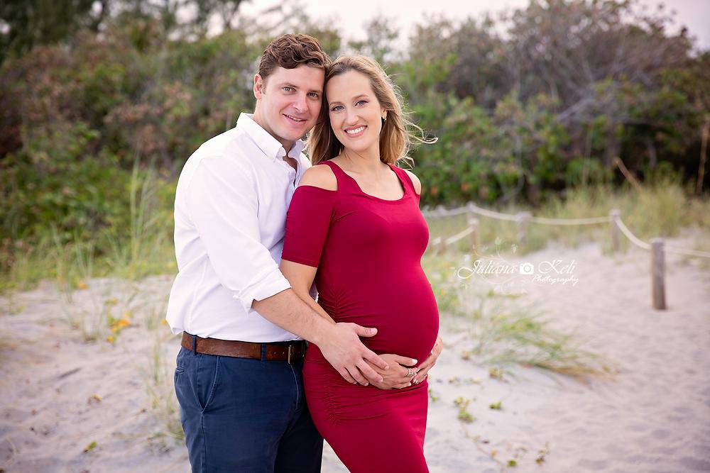Boca Raton Maternity Photographer | Juliana Keli Photography
