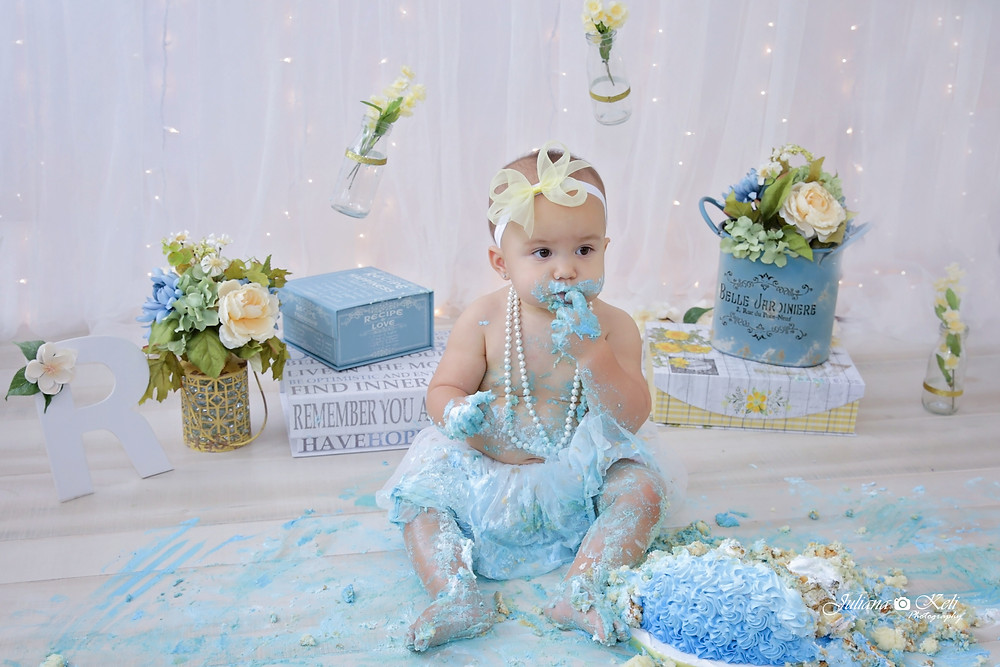 Juliana Keli Photography- Cake Smash