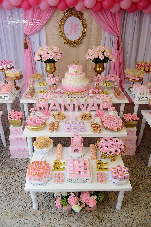 South Florida Events Photographer {Hannah's 1st Birthday Party}