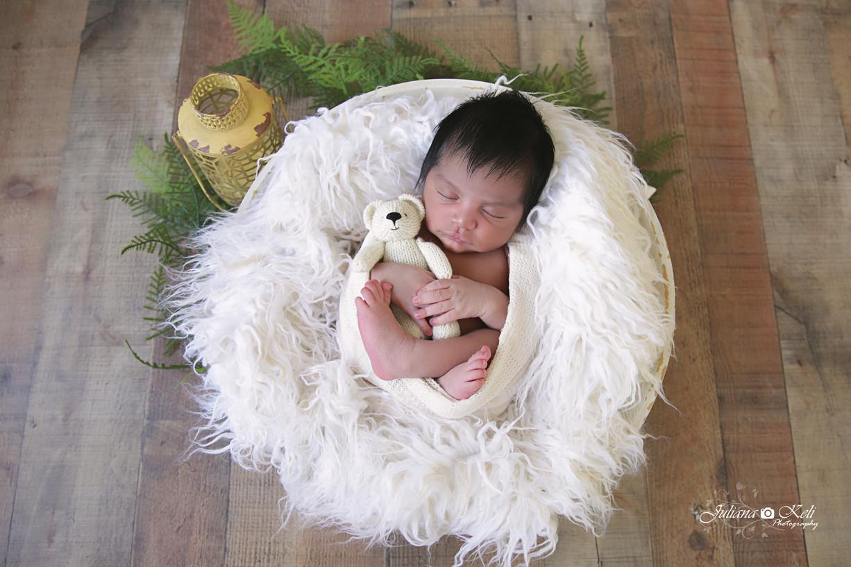 Baby Benjamin - 10 days fresh {Newborn Photographer in Pompano Beach FL}