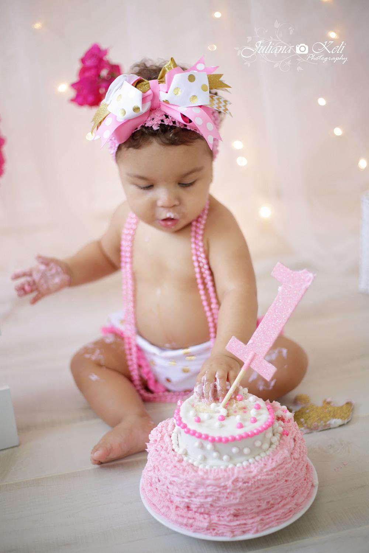Juliana Keli Photography - Cake Smash