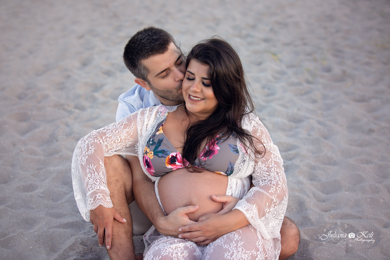 pregnancy photographer pompano beach