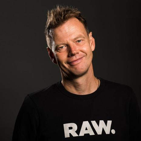 Jim Jansen - Hoofdredacteur New Scientist