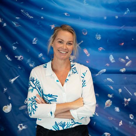 Katja Peijnenburg - Zeebioloog