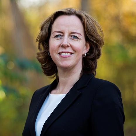 Kirsten Schuijt - directeur WNF Nederland