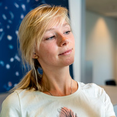 Lisette Mekkes - Zeebioloog