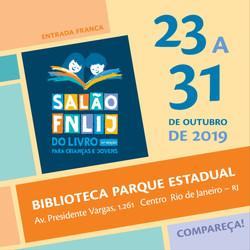 21º SALÃO FNLIJ DO LIVRO PARA CRIANÇAS E