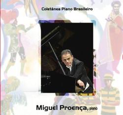 Reedição Coletânea Piano Brasileiro