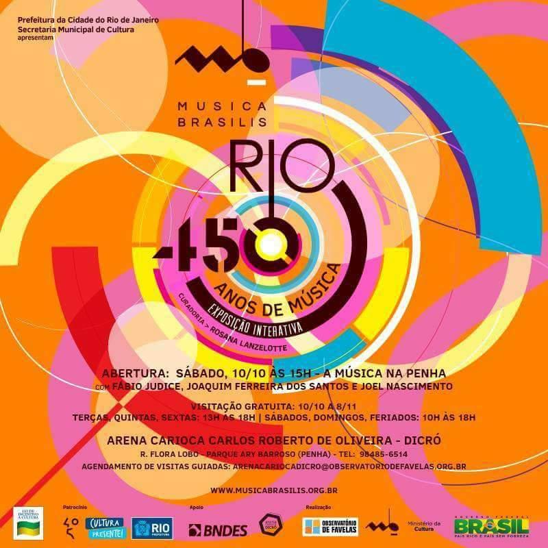 Expo. Rio 450 anos de música