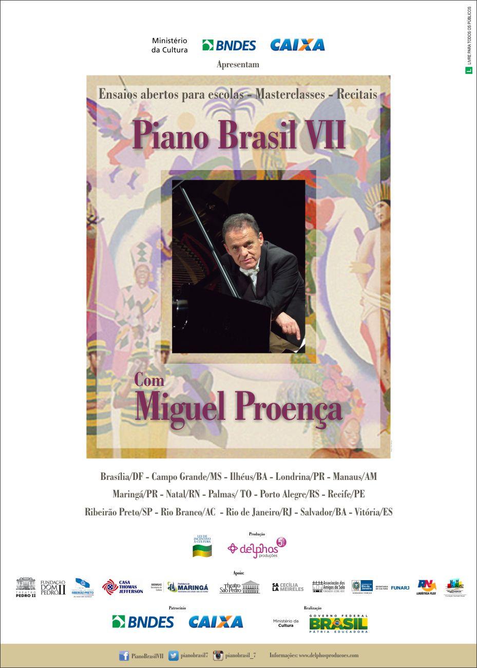 Piano Brasil VII