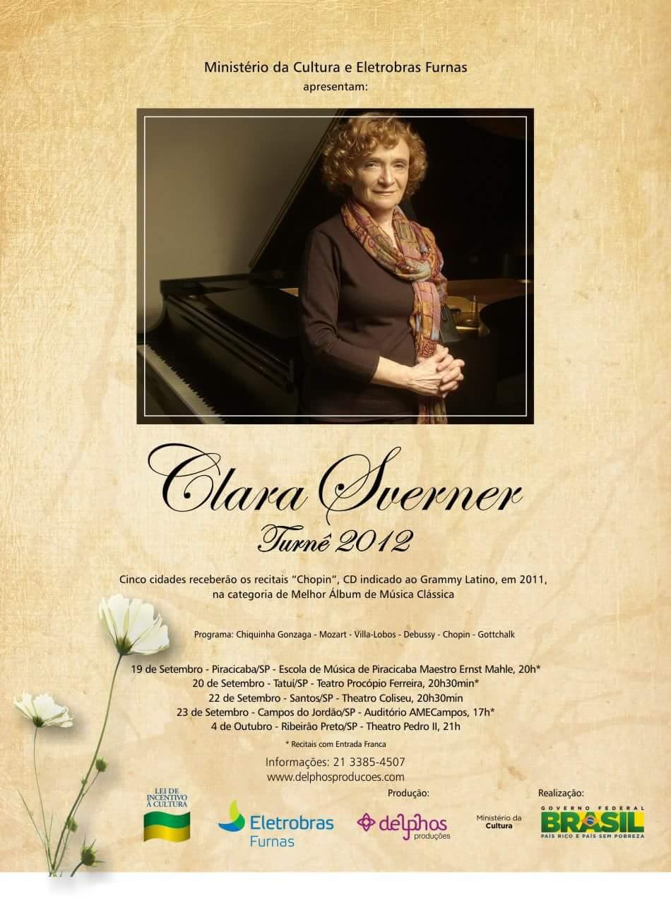 Tour SP com Clara Sverner