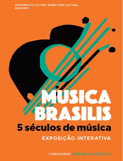 Exposição Musica Brasilis_edição RJ