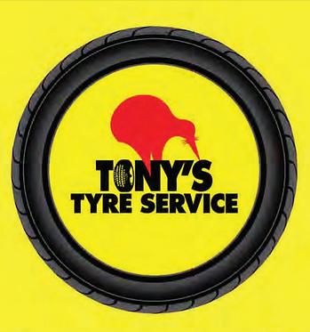 Tony's Tyre Service Botany Voucher