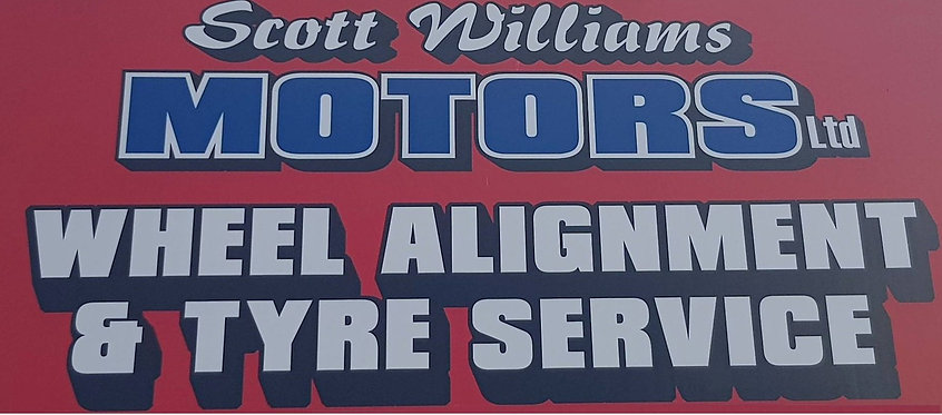 Scott Williams Motors Hawera Voucher
