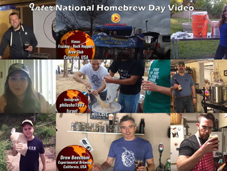 A Virtual Celebration of Inter-National Homebrew Day!