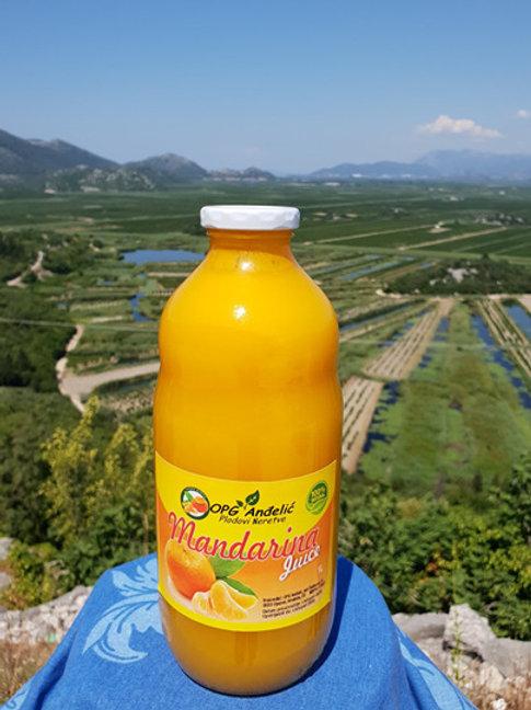 Sok Mandarina 100% prirodni