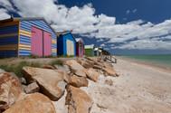 Dromana Beach Boxes