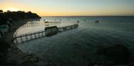 Sunset at Point King, Portsea