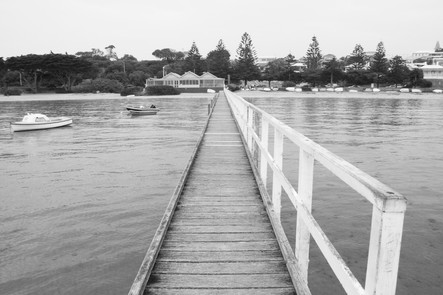 The Baths Jetty, Sorrento