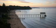 Sunset at Sullivan Bay, Sorrento