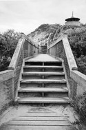 Stairs to Coppins Lookout, Sorrento