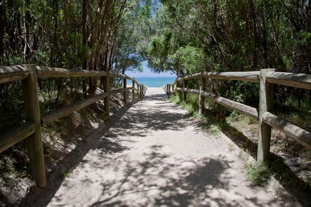 Path to Balnarring Beach