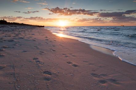 McCrae sunset