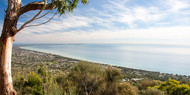 Over the bay from Arthurs Seat